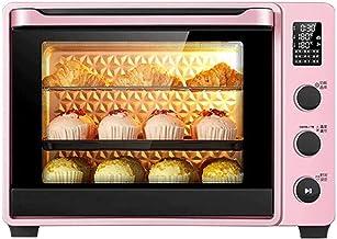 moulinex Mini-four électrique mini four électrique - Contrôle de la température commerciale du ménage rose 40L Extension D...