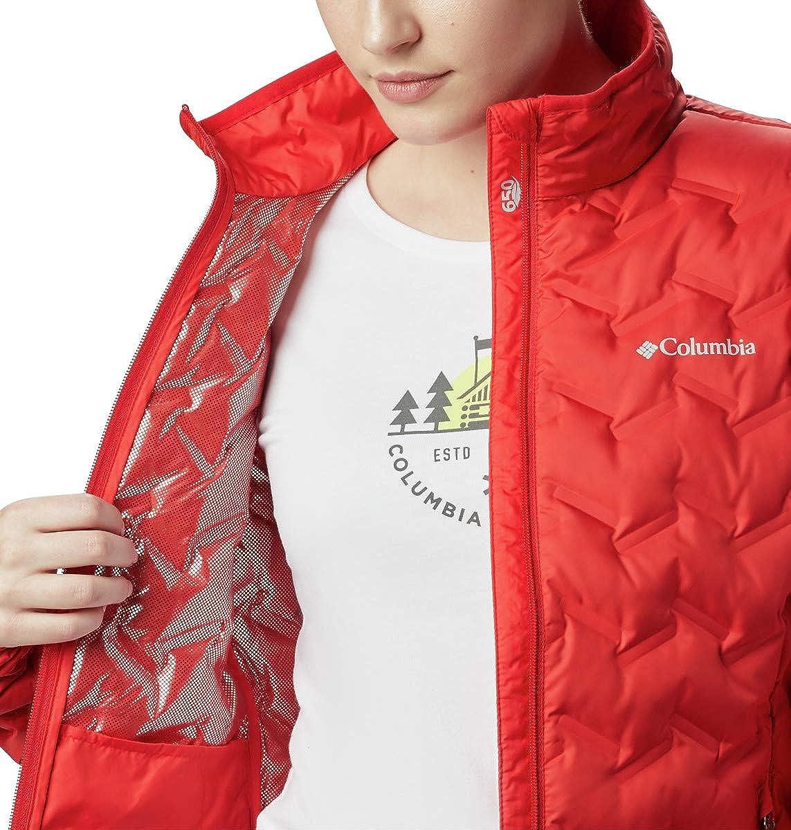 Columbia Womens Delta Ridge Down Jacket