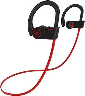 Cuffie Wireless Sport IPX7, Yuanguo Auricolari Bluetooth 4.2 Stereo(sostegno HSP, HFP, A2DP, AVRCP) Qualità CD Qudio Imper...