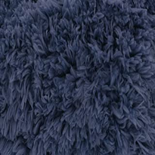 King Cole Tufty Super Chunky Knitting Yarn 100% Polyester Soft Wool 1 x 200g (Navy - 2798)