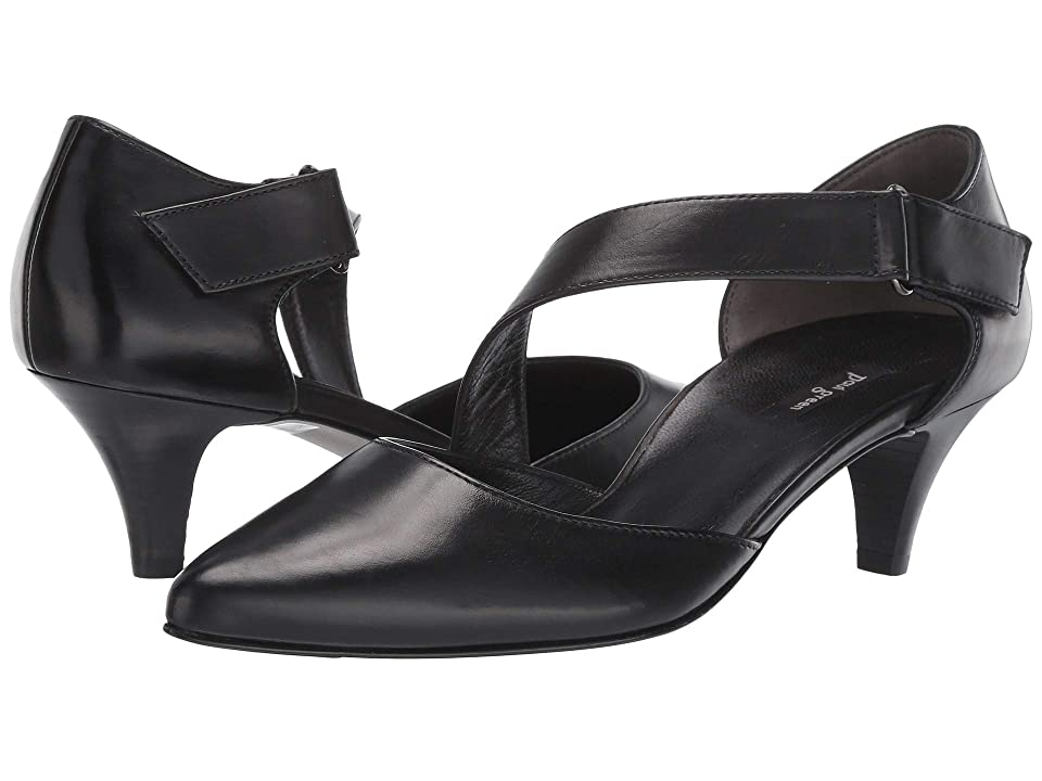 0f736e01d0 Paul Green Nicki Pump (Black Leather) Women