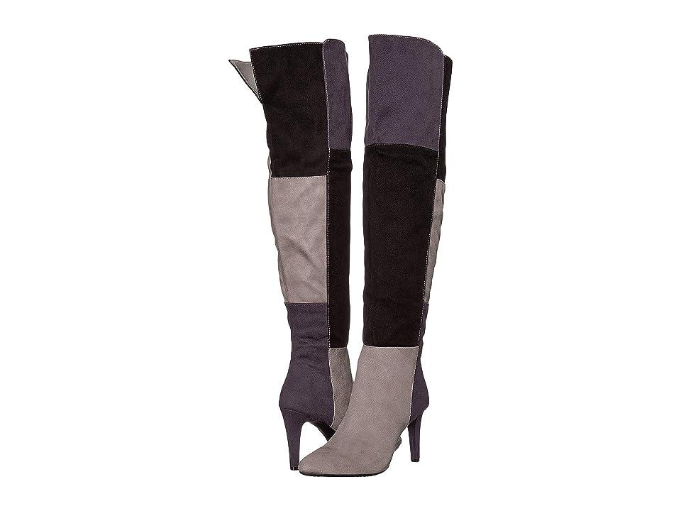 Rialto Carpio (Grey/Multi Suedette) Women