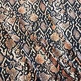 Werthers Stoffe Stoff Baumwolle Meterware Jersey beige
