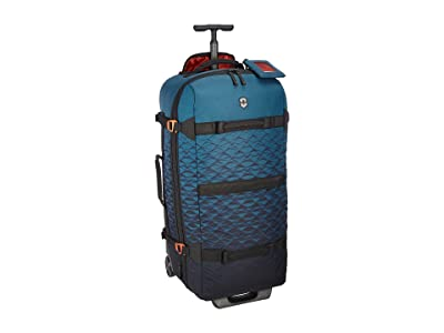 Victorinox VX Touring Wheeled Duffel Large (Dark Teal) Duffel Bags
