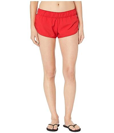 Hurley Supersuede Beachrider (Speed Red) Women