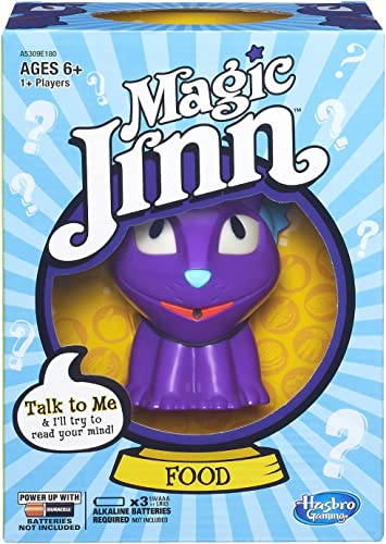 gran venta Magic Jinn Food Game by by by Hasbro Games (English Manual)  Precio por piso