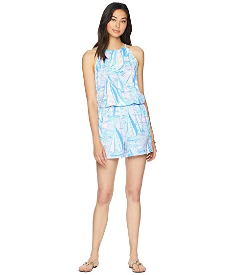 6e7966671826 Lilly Pulitzer Gianni Romper at 6pm