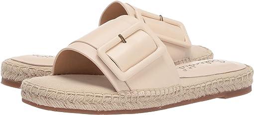 Cream Nappa Leather