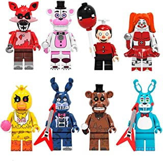 New Fredy Action Figures Set - Heroes from Five Nights and Friends Movie - Gift for Boys and Girls (New Set)