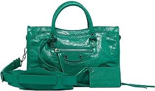 Luxury Fashion | Balenciaga Womens 431621D94JN3722 Green Handbag | Fall Winter 19