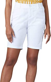 Lee Women's Flex-to-go Relaxed Fit Cargo Bermuda Short