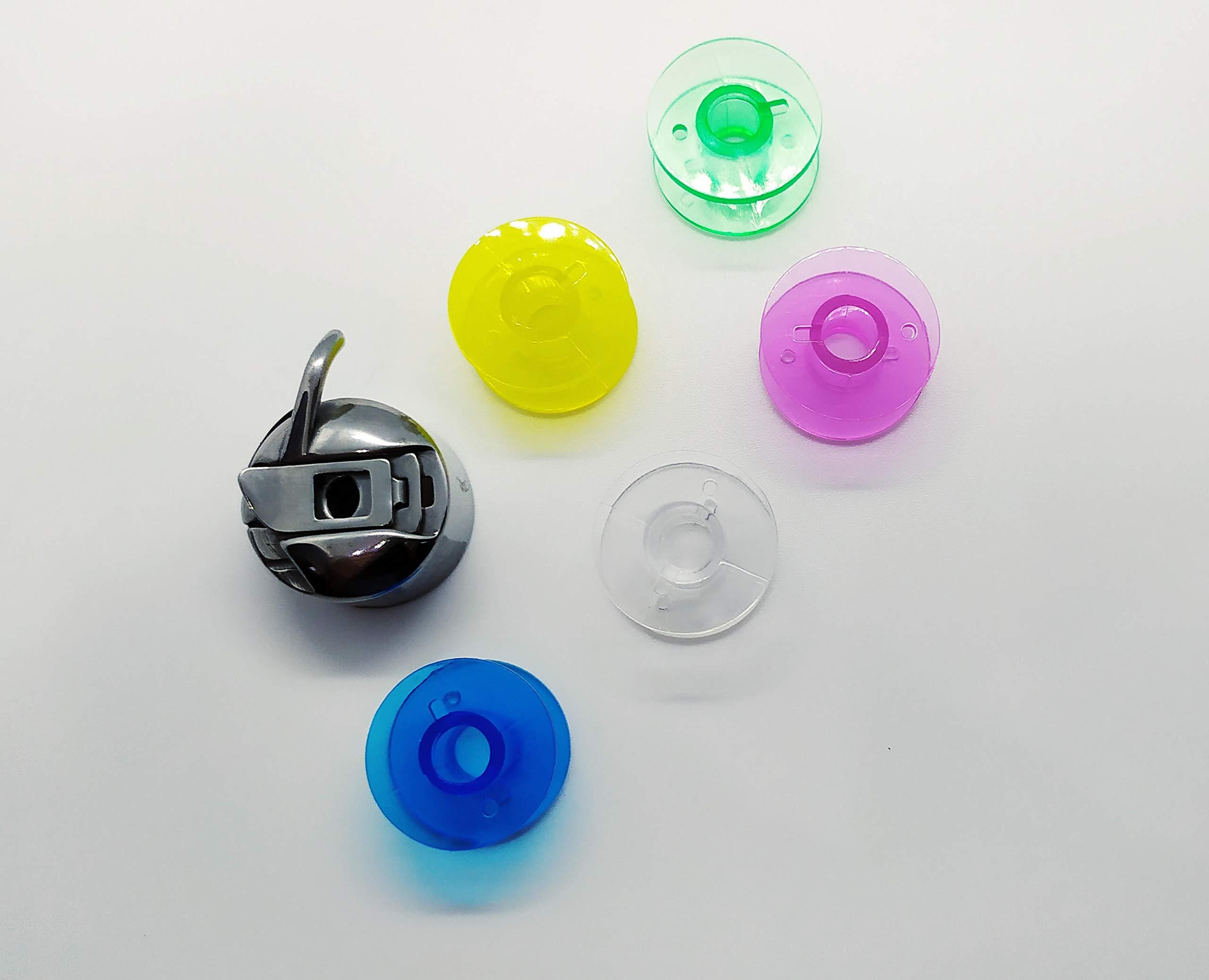 CANILLERO + 5 CANILLAS de plastico compatibles con Alfa, Lervia ...