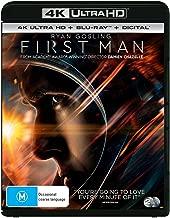 First Man (4K Ultra HD + Blu-ray + Digital)