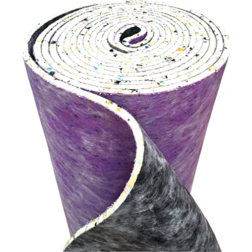 12mm Thick - Spring PU Foam Carpet Underlay - Good Quality - Cheap
