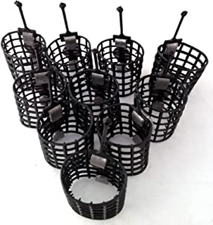 BZS 10 Cage Feeders 10g 15g 20g Match Coarse Feeders Carp Fishing Tackle