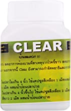 clear medicine for flowerhorn fish