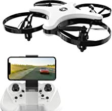 Holy Stone Drone, Super Stable Hovering, Arm-Variable Drone, Super Safe, Live Relay, Smartphone Control, Headless Mode, Altitude Hold Feature, Free Switching Between Modes 1 and 2, Domestic Certified, HS220