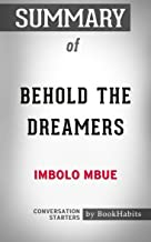 Summary of Behold the Dreamers (Oprah's Book Club): A Novel: Conversation Starters