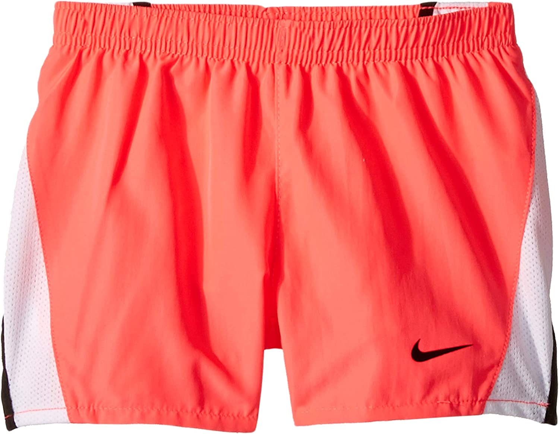 Nike Kids Girl's 10K Shorts (Little Kids) Racer Pink 4 Little Kids