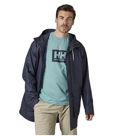 Helly Hansen JPN Summer Coat (Navy) Men