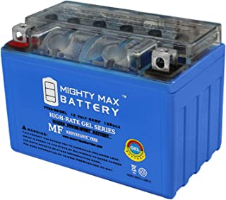 Mighty Max Battery YTX9-BS Gel Battery for Kawasaki 300 EX300 Ninja, ABS 2013-2014 Brand Product