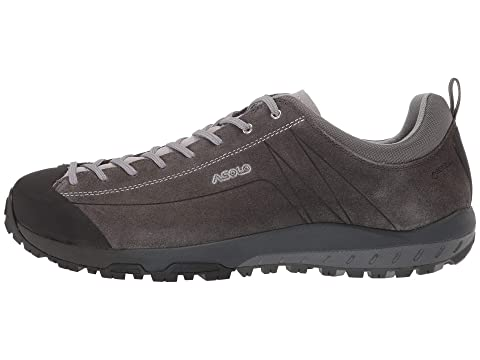 Asolo Men/'s A40504 Space GV Walnut Suede Lightweight Trail Hiking Boots Shoes