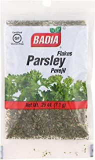 Badia Parsley Flake Cello, 0.25 oz