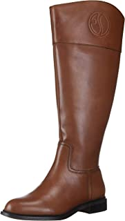 Franco Sarto Women's Hudson Wide Calf Knee High Boot