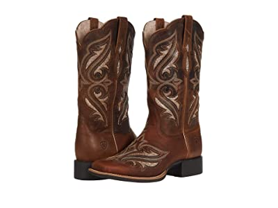 Ariat Round Up Bliss Wide Square Toe Women