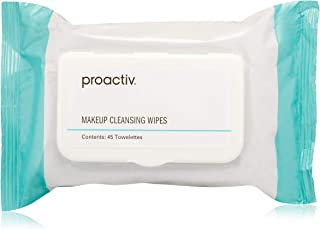 Proactiv Makeup Cleansing Wipes, 45 Count