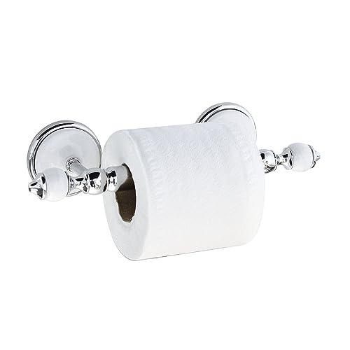Bathroom Accessories Chrome And Porcelain Amazoncom