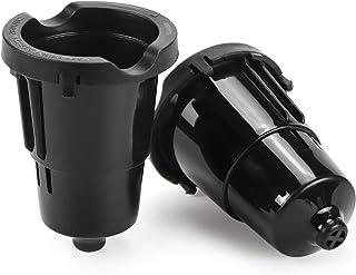 إبرة حامل قهوة على شكل حرف K متوافقة مع كأس Keurig Pod Brewer K10, K40, K45, K60, K65, K70, K75, K77, K79 (قطعتان)