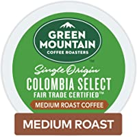 6 Pack Green Mountain Coffee Roasters Colombian Fair Trade Select Keurig Single-Serve K-Cup Pods (12 Count)
