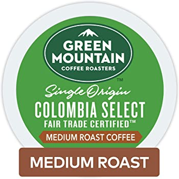 18-Pack Green Mountain Coffee Roasters Select Keurig K-Cup Pods