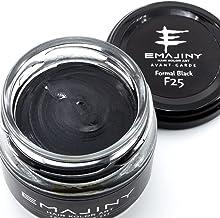 【プライムセール】EMAJINY Formal Black F25 エマジニー フォーマルブラックカラーワックス 黒 36g 【日本製】【無香料】【シャンプーでサッと洗い流せる1日黒髪】