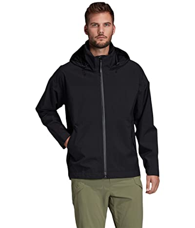 adidas Outdoor Urban Rain.Rdy Jacket (Black) Men
