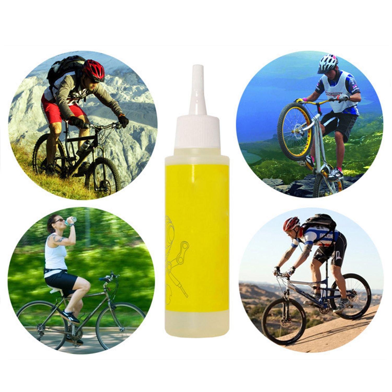 Sothat 50ML Aceite lubricante lubricante Especial de Cadena de ...