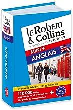 Dictionnaire Le Robert & Collins Mini Plus anglais (francais et anglais) (French and English Edition)