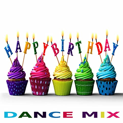 Astounding Happy Birthday Dance Mix By Happy Birthday On Amazon Music Personalised Birthday Cards Veneteletsinfo