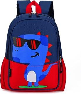 RUI NUO Kinderrucksack Anti verloren Kinder Rucksack Mini Schule Tasche für Baby Jungen Mädchen