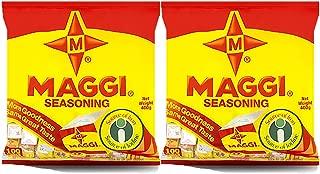 Maggi Cube Seasoning 100 Cubes 400g (Pack Of 2)