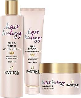 Pantene Pro-V Biología del cabello completa y vibrante caja de regalo