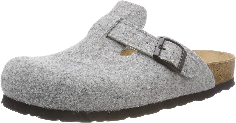 Rohde Alba Clogs Women′s shoes 6070 Grey
