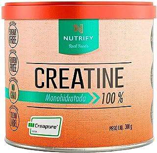Creatine Creapure (300g) - Único, Nutrify