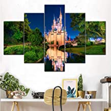 Best the enchanted castle painting Reviews
