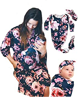 maternity labor gown