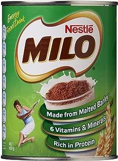 Nestle Milo Choc Malt Drink 450g