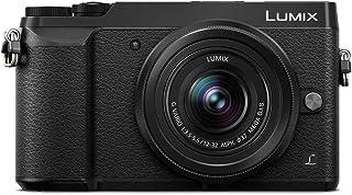 Panasonic Lumix G - DMC-GX8KGC-K - Micro Four Thirds Mirrorless 4K Camera with 14-42mm Lens