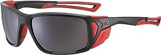 Cébé CBPROG8 Gafas, Unisex Adulto, Multicolor (Matt Black Red), L