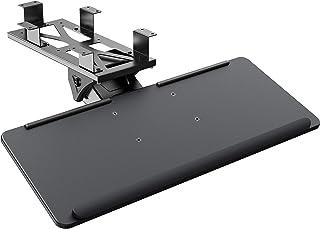 HUANUO Adjustable Keyboard Tray - Ergonomic Under Desk Compu